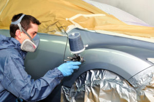How To Become An Auto Paint Technician Auto Painting Job