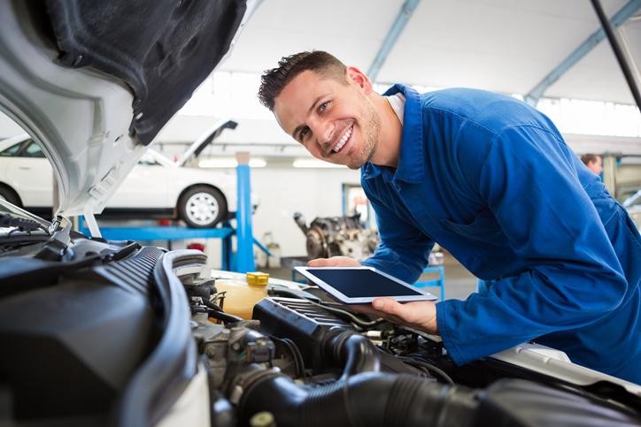 Auto Mechanic Deman